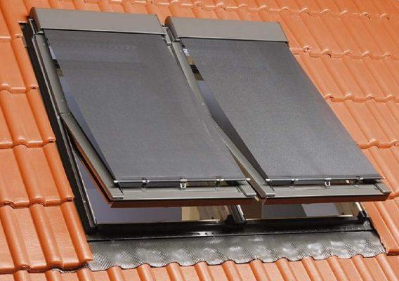 Jak zmierzyć okno dachowe do rolety?